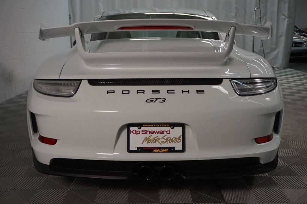 2015 Porsche 911 2dr Coupe GT3 - 18253303 - 9