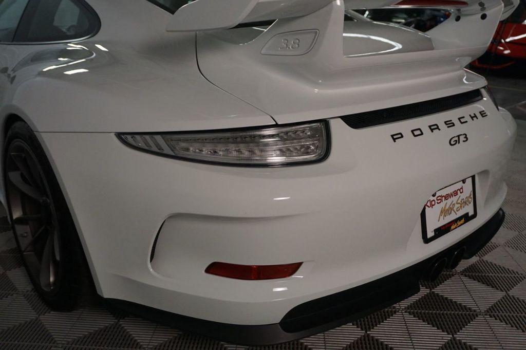 2015 Porsche 911 2dr Coupe GT3 - 18253303 - 10