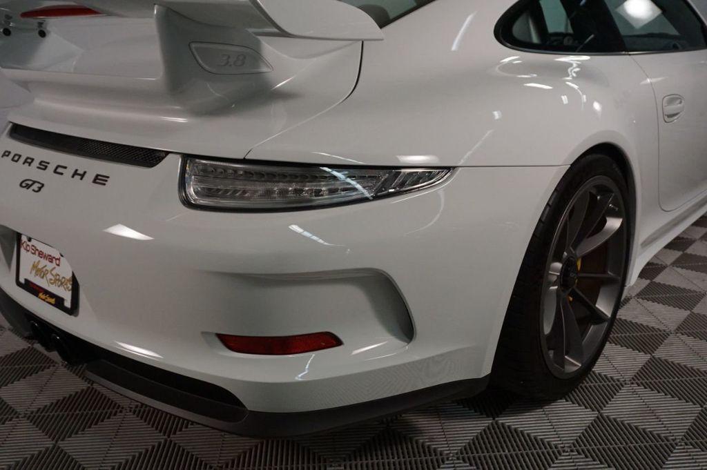 2015 Porsche 911 2dr Coupe GT3 - 18253303 - 11