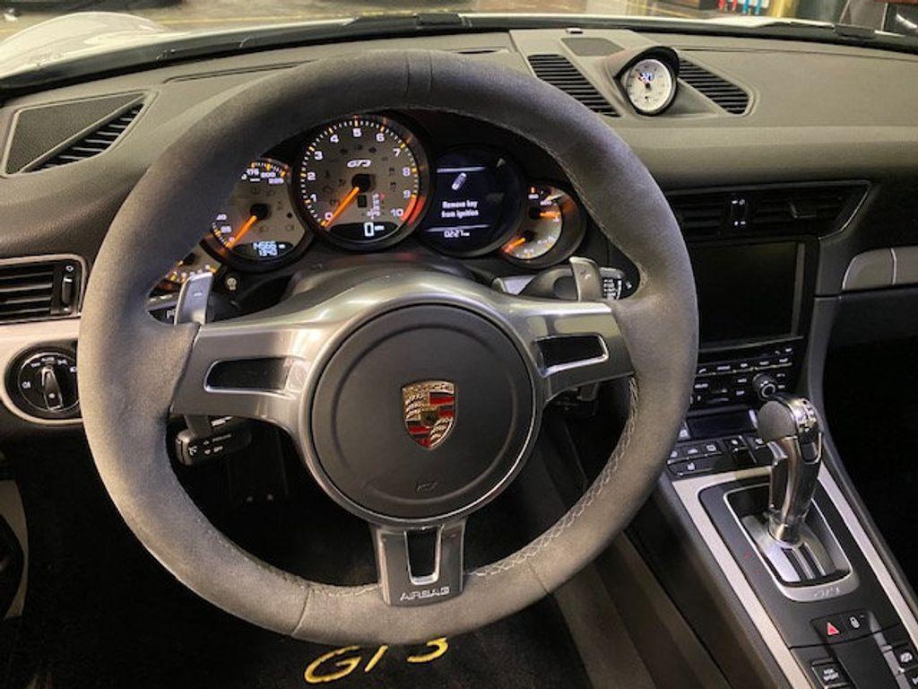 2015 Porsche 911 2dr Coupe GT3 - 18253303 - 20