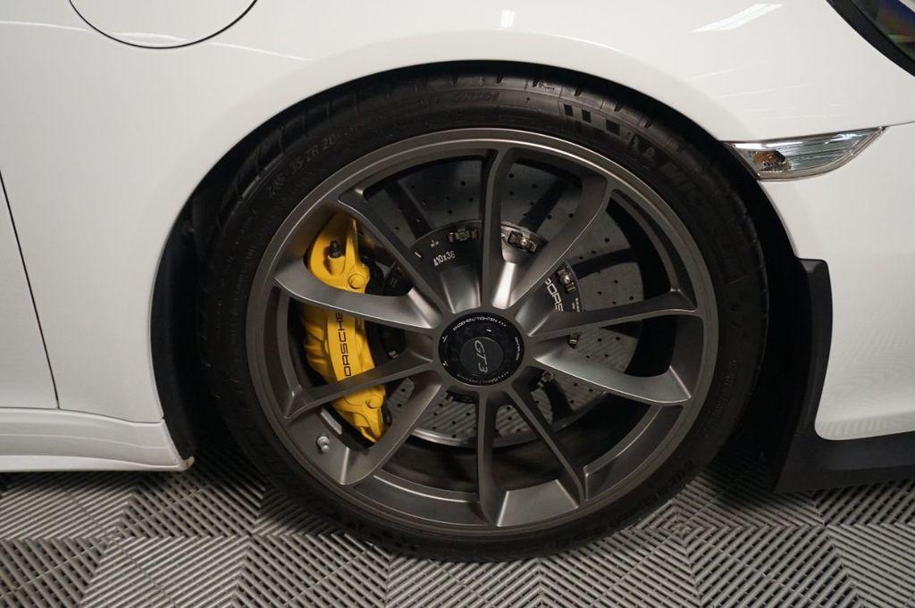 2015 Porsche 911 2dr Coupe GT3 - 18253303 - 32