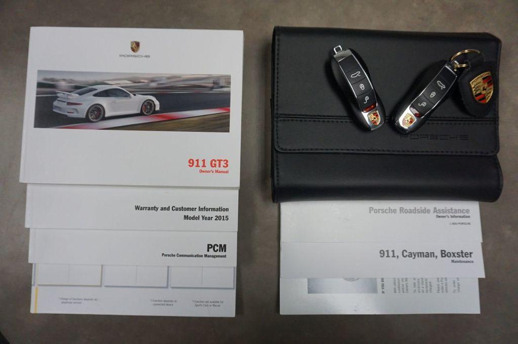 2015 Porsche 911 2dr Coupe GT3 - 18253303 - 36