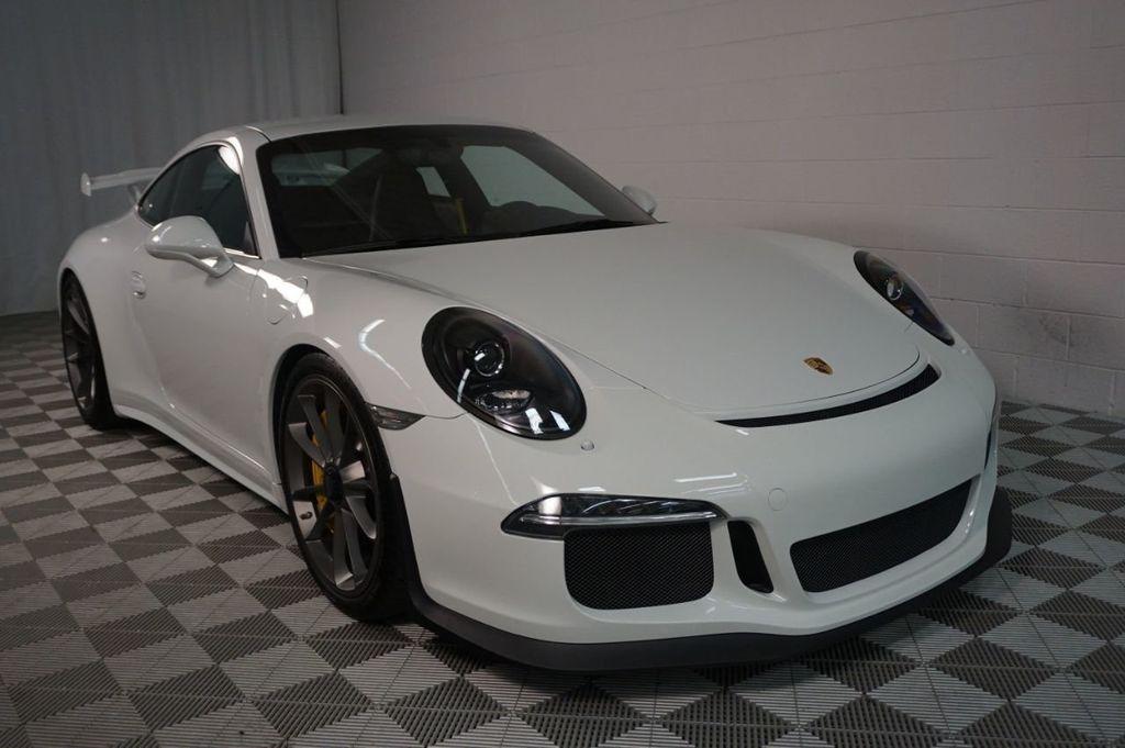 2015 Porsche 911 2dr Coupe GT3 - 18253303 - 3