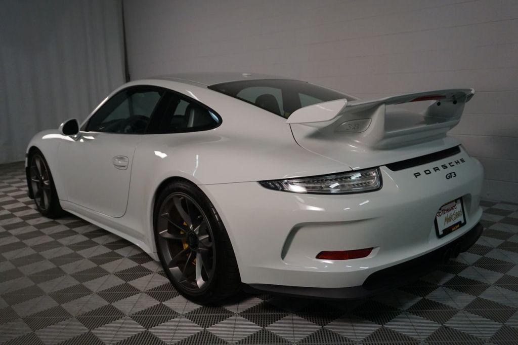 2015 Porsche 911 2dr Coupe GT3 - 18253303 - 8