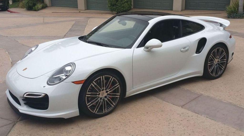 2015 Porsche 911 911 TURBO - 16729764 - 49
