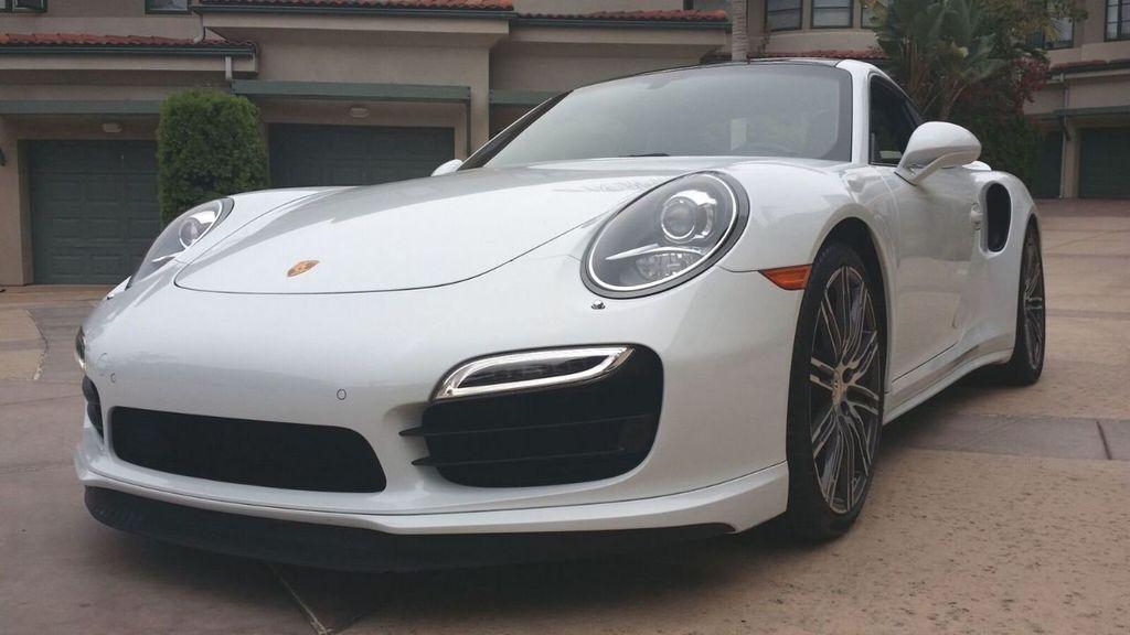 2015 Porsche 911 911 TURBO - 16729764 - 57
