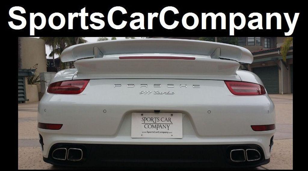 2015 Porsche 911 911 TURBO - 16729764 - 5