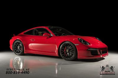 2015 Porsche 911 Last of the naturally aspirated 911's Coupe