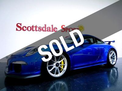 2015 Porsche 911 GT3 * ONLY 2,280 Miles...Beautiful!!