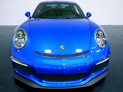 2015 Porsche 911 GT3 * ONLY 2,280 Miles...Beautiful!! - Click to see full-size photo viewer