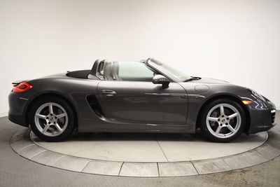 2015 Porsche Boxster 2dr Roadster - Click to see full-size photo viewer