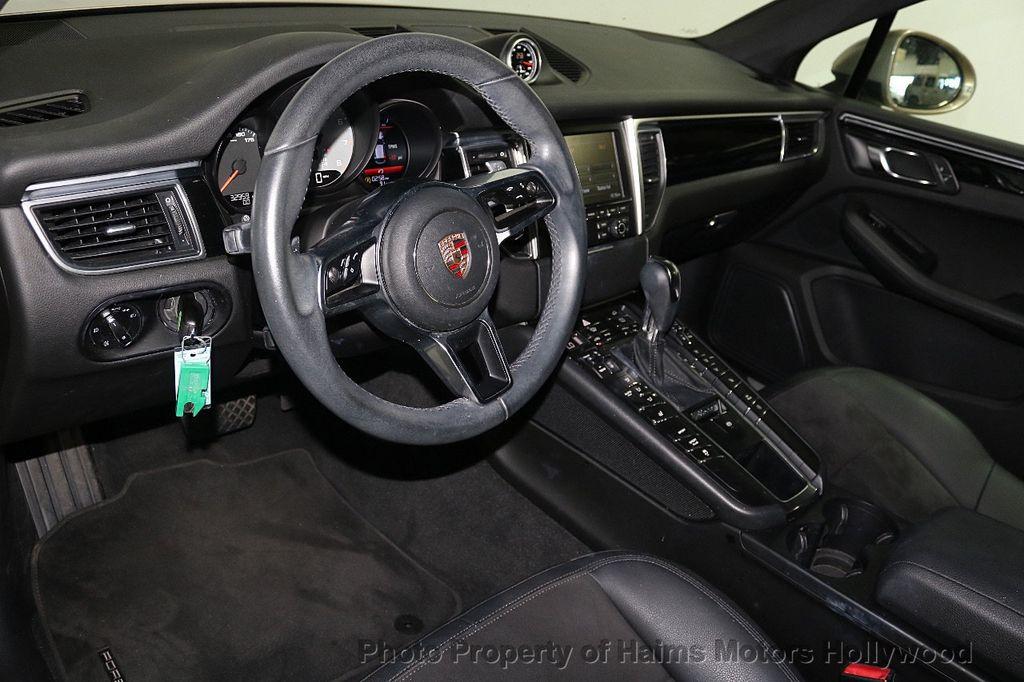2015 Porsche Macan AWD 4dr S - 17883103 - 17
