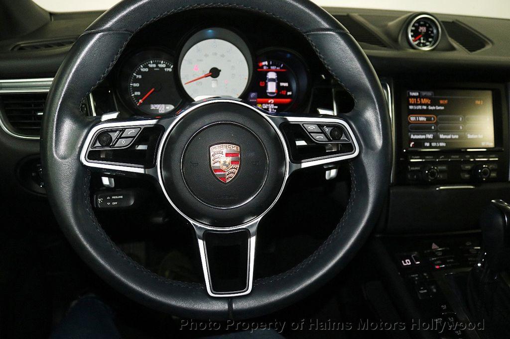 2015 Porsche Macan AWD 4dr S - 17883103 - 26