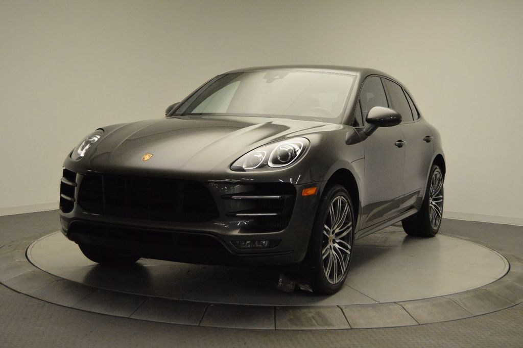 2015 Used Porsche Macan Awd 4dr Turbo At Penske Tristate Serving Fairfield Ct Iid 19446006