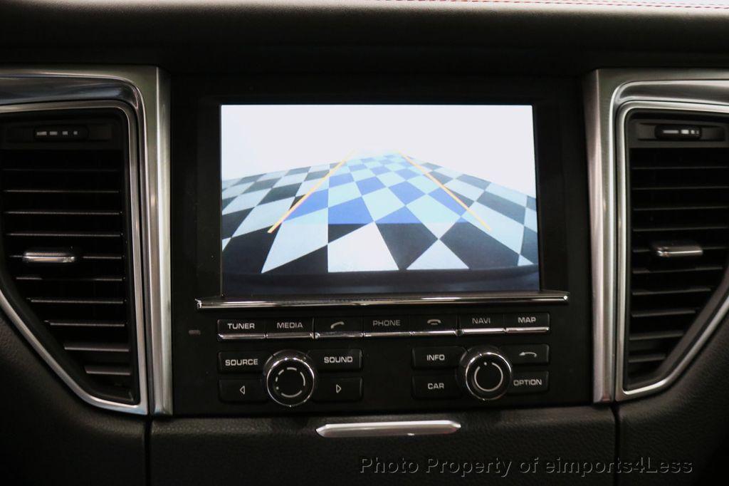 2015 Porsche Macan CERTIFIED MACAN S AWD CAMERA PANORAMA NAVI - 17696958 - 10