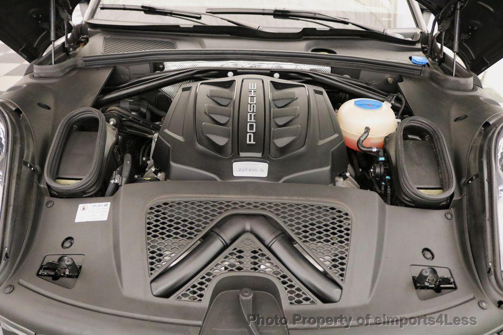 2015 Porsche Macan CERTIFIED MACAN S AWD CAMERA PANORAMA NAVI - 17696958 - 20