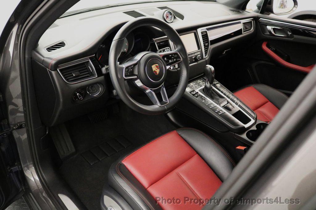 2015 Porsche Macan CERTIFIED MACAN S AWD CAMERA PANORAMA NAVI - 17696958 - 33
