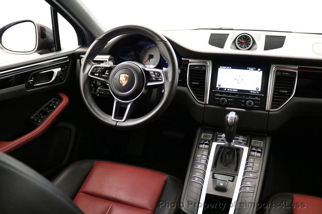 2015 Porsche Macan CERTIFIED MACAN S AWD CAMERA PANORAMA NAVI - 17696958 - 34