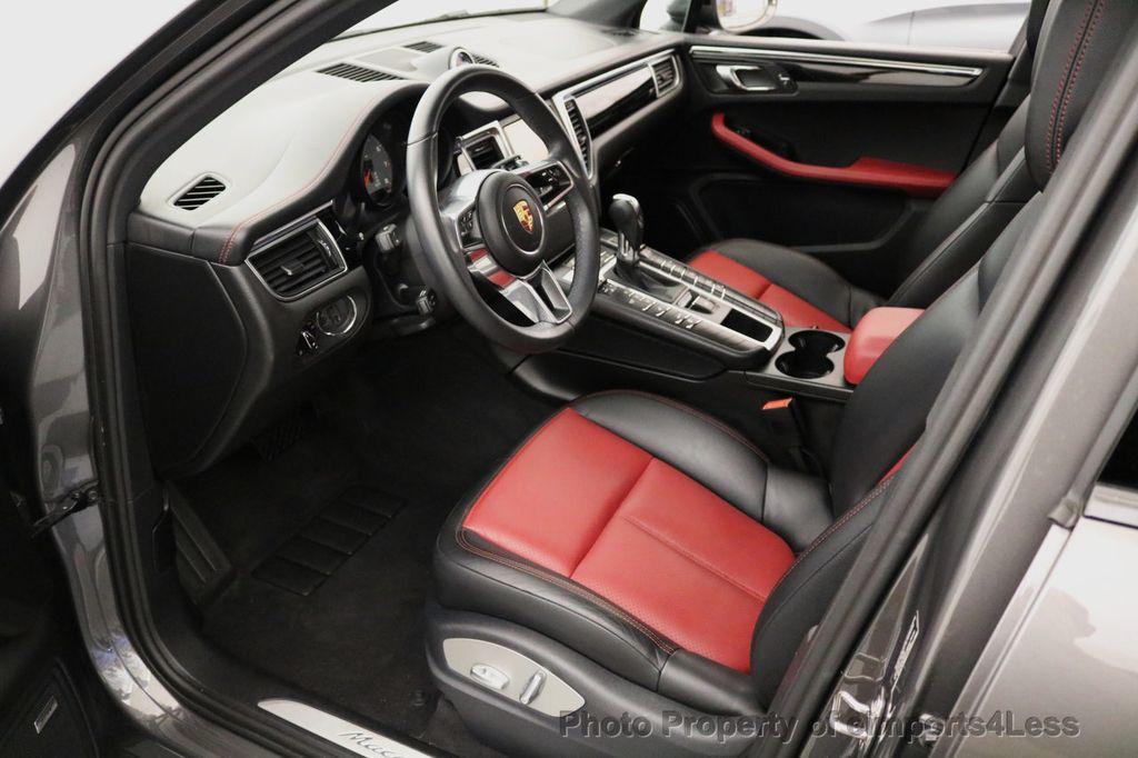 2015 Porsche Macan CERTIFIED MACAN S AWD CAMERA PANORAMA NAVI - 17696958 - 38