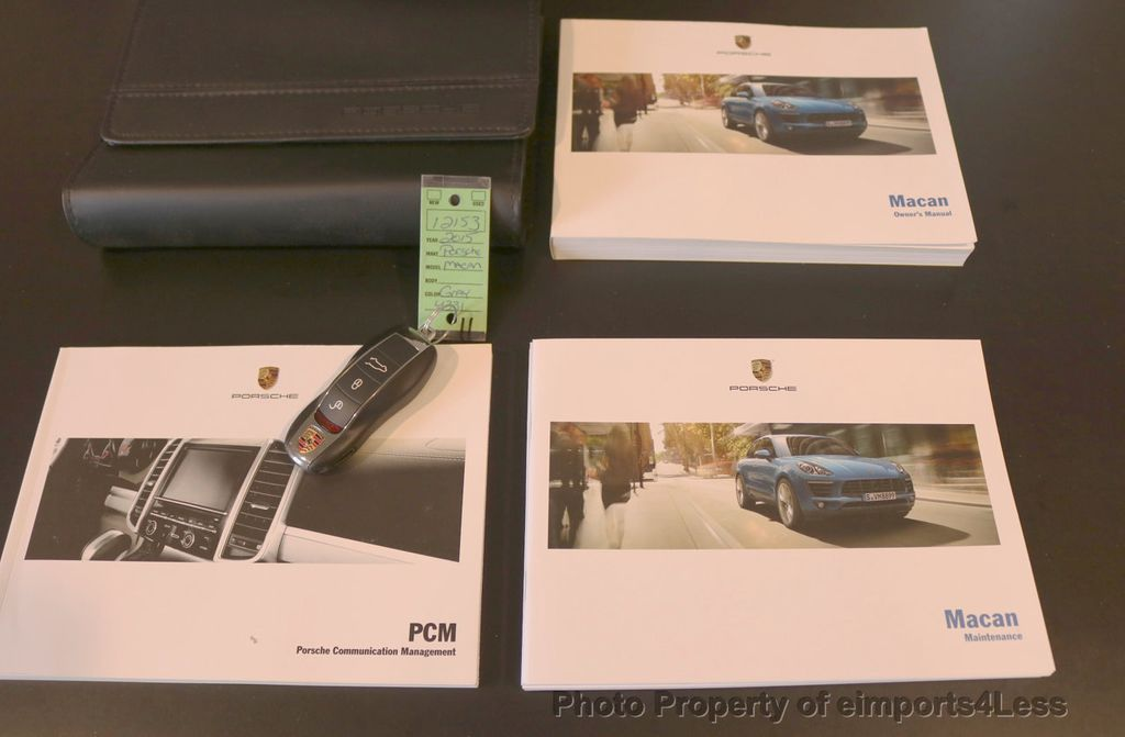 2015 Porsche Macan CERTIFIED MACAN S AWD CAMERA PANORAMA NAVI - 17696958 - 40