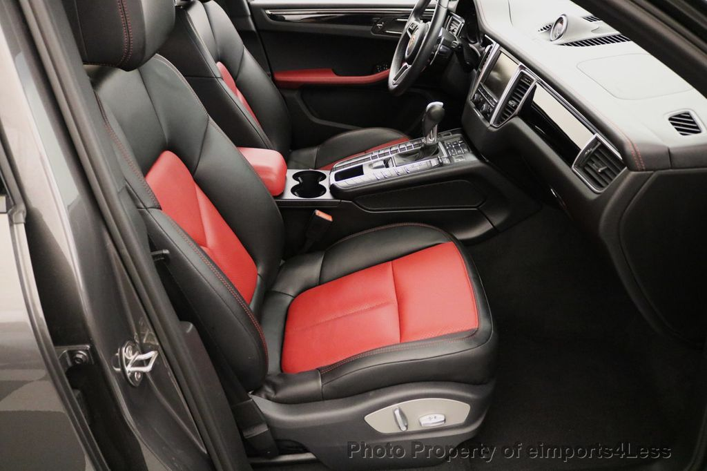 2015 Porsche Macan CERTIFIED MACAN S AWD CAMERA PANORAMA NAVI - 17696958 - 50