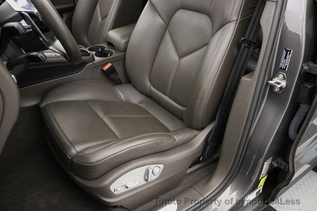 2015 Porsche Macan CERTIFIED MACAN S AWD PANORAMA CAMERA 20s NAVI - 17425260 - 23