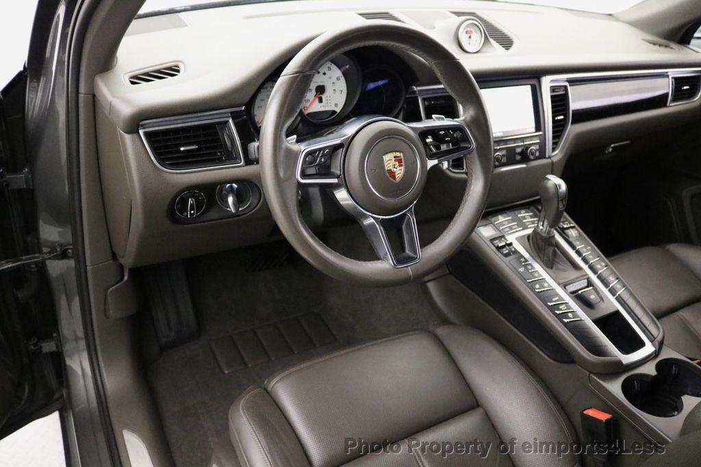 2015 Porsche Macan CERTIFIED MACAN S AWD PANORAMA CAMERA 20s NAVI - 17425260 - 25