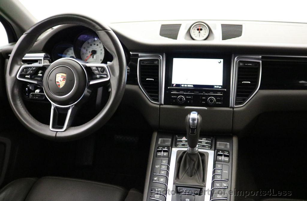 2015 Porsche Macan CERTIFIED MACAN S AWD PANORAMA CAMERA 20s NAVI - 17425260 - 26