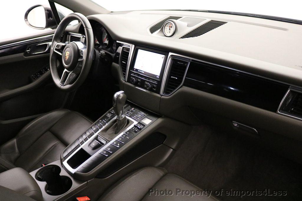 2015 Porsche Macan CERTIFIED MACAN S AWD PANORAMA CAMERA 20s NAVI - 17425260 - 27