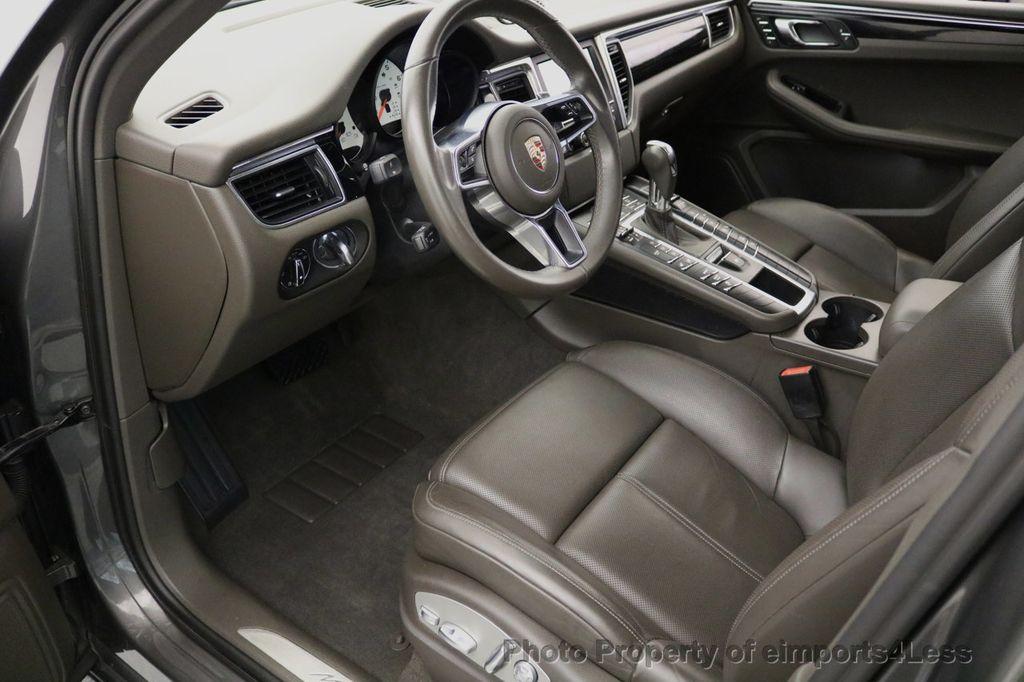 2015 Porsche Macan CERTIFIED MACAN S AWD PANORAMA CAMERA 20s NAVI - 17425260 - 36
