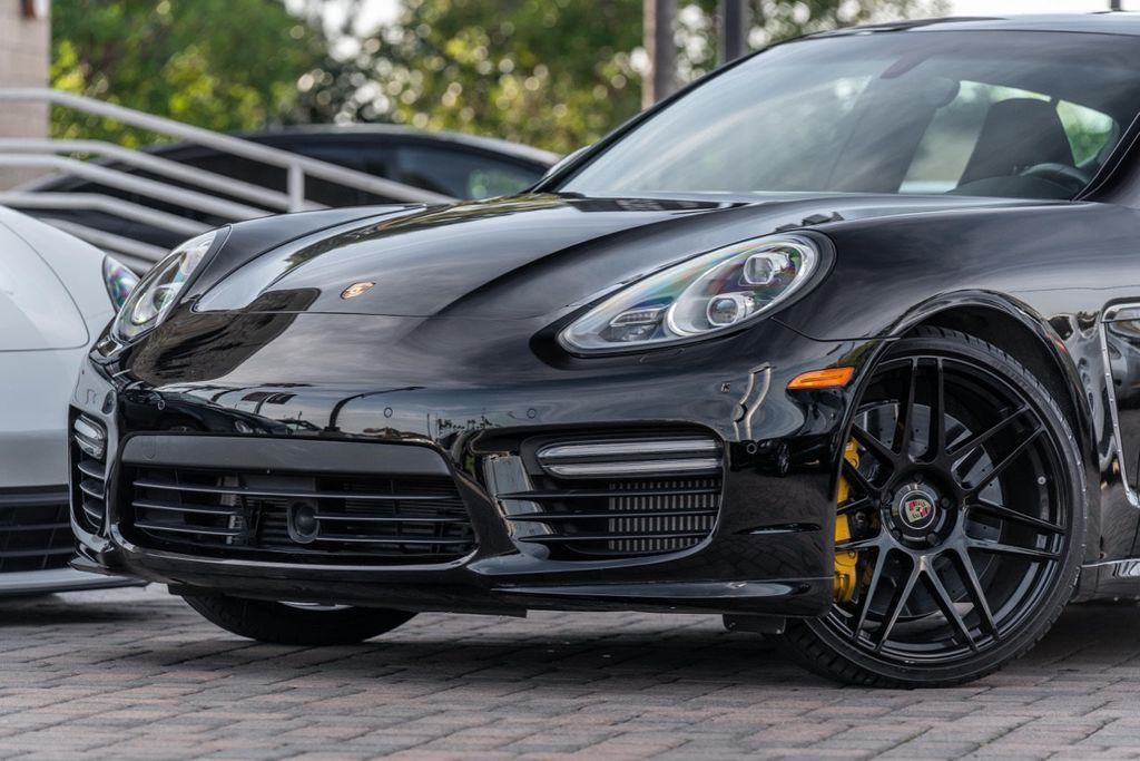 2015 Used Porsche Panamera Turbo S at OC Autohaus Serving ...