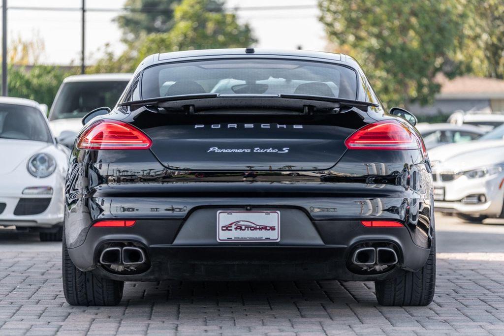 2015 Porsche Panamera Turbo S - 17851358 - 14