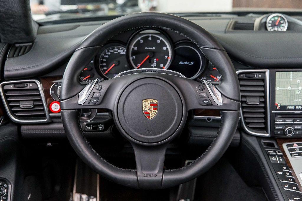 2015 Porsche Panamera Turbo S - 17851358 - 37