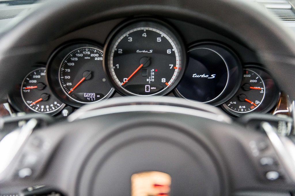 2015 Used Porsche Panamera Turbo S At Oc Autohaus Serving