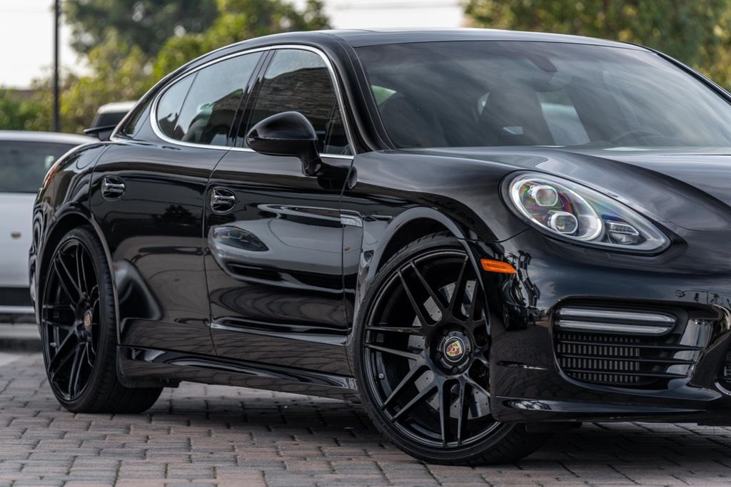 2015 used porsche panamera turbo s at oc autohaus serving. Black Bedroom Furniture Sets. Home Design Ideas