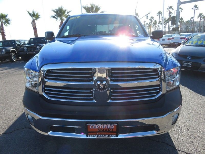 2015 used ram 1500 2wd crew cab 140 5 big horn at king of cars towbin dodge nv iid 17234794. Black Bedroom Furniture Sets. Home Design Ideas