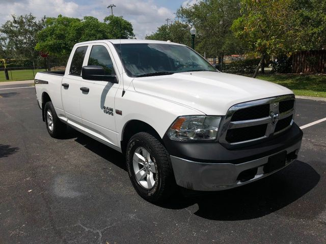 "2015 Ram 1500 4WD Quad Cab 140.5"" Tradesman - Click to see full-size photo viewer"