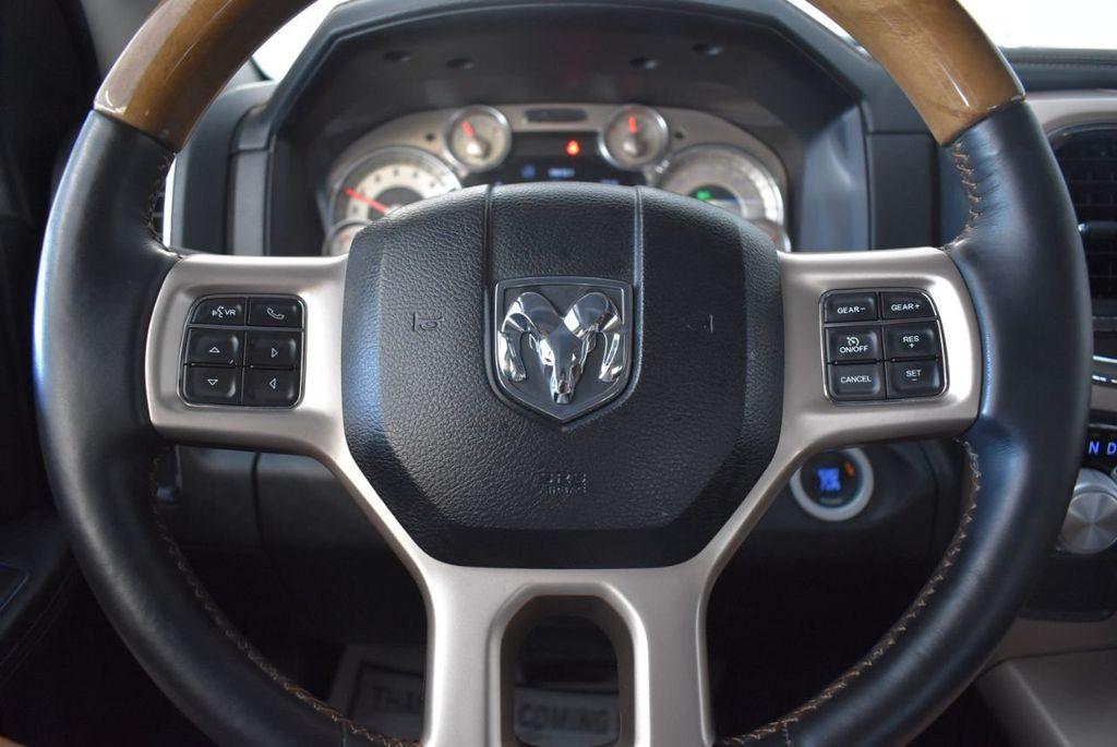 "2015 Ram 1500 Turbo Diesel w 5"" Rough Country Lift Kit 20' Black Rhino Wheels - 18171091 - 15"