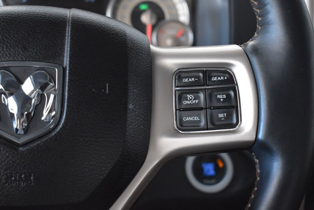 "2015 Ram 1500 Turbo Diesel w 5"" Rough Country Lift Kit 20' Black Rhino Wheels - 18171091 - 16"