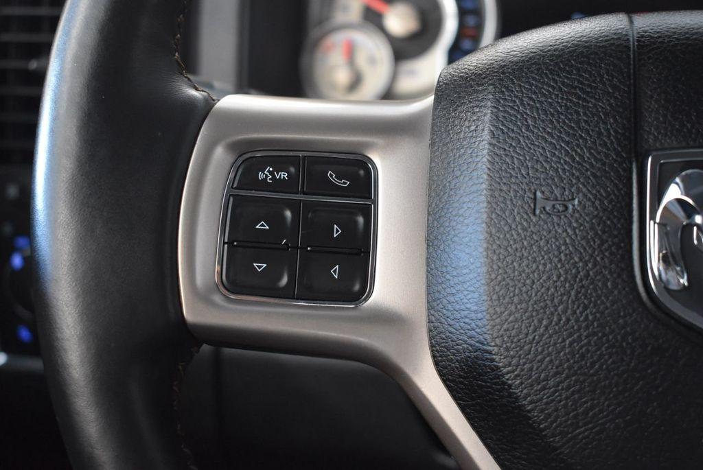 "2015 Ram 1500 Turbo Diesel w 5"" Rough Country Lift Kit 20' Black Rhino Wheels - 18171091 - 17"