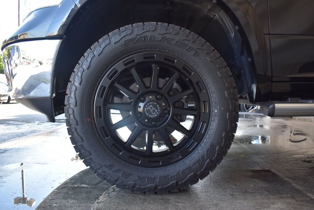 "2015 Ram 1500 Turbo Diesel w 5"" Rough Country Lift Kit 20' Black Rhino Wheels - 18171091 - 8"