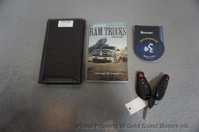 """2015 Ram 2500 4WD Mega Cab 160.5"""" Big Horn - Click to see full-size photo viewer"""