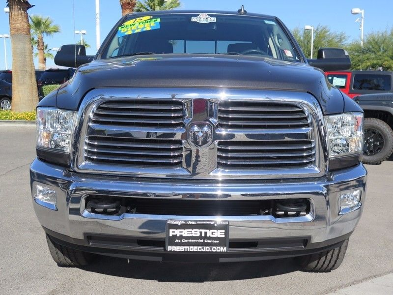 2015 used ram 2500 big horn at king of cars towbin dodge nv iid 17002646. Black Bedroom Furniture Sets. Home Design Ideas
