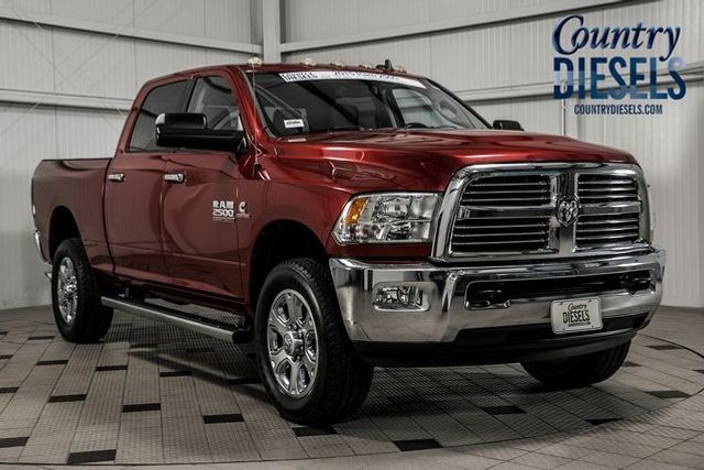 2015 Ram 2500 >> 2015 Used Ram 2500 Big Horn At Country Auto Group Serving Warrenton Va Iid 19486544