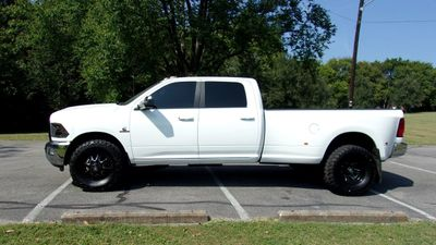 "2015 Ram 3500 2WD Crew Cab 169"" SLT - Click to see full-size photo viewer"