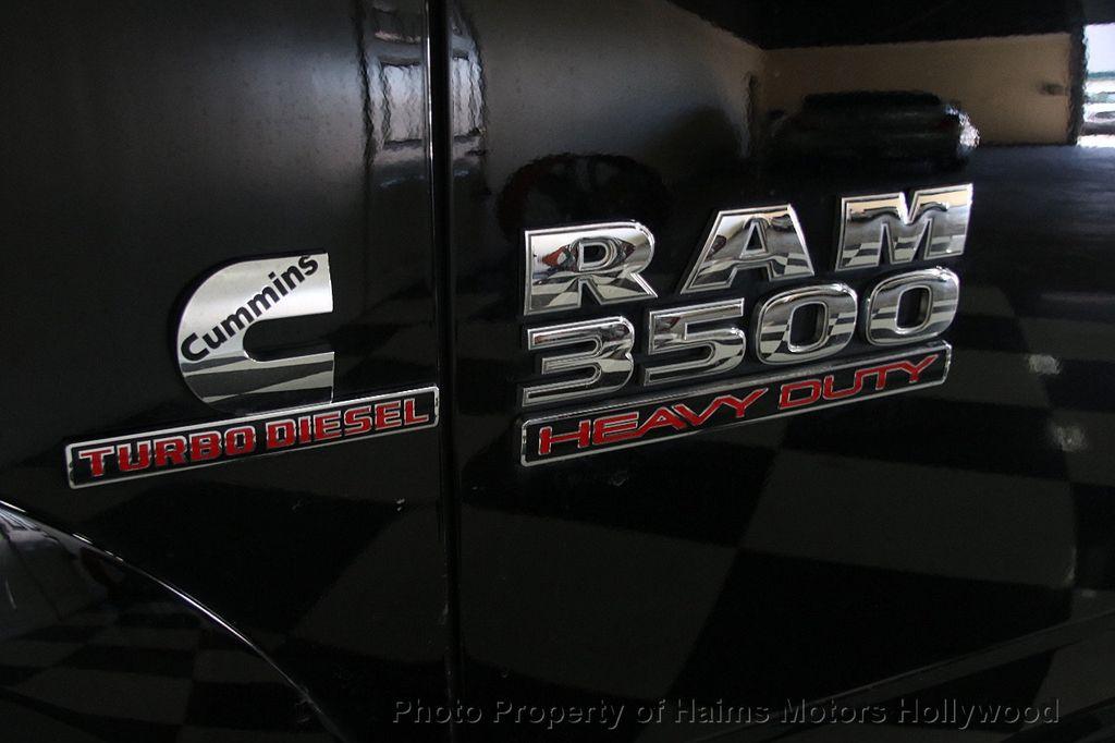 """2015 Ram 3500 4WD Crew Cab 149"""" Laramie - 17131698 - 9"""