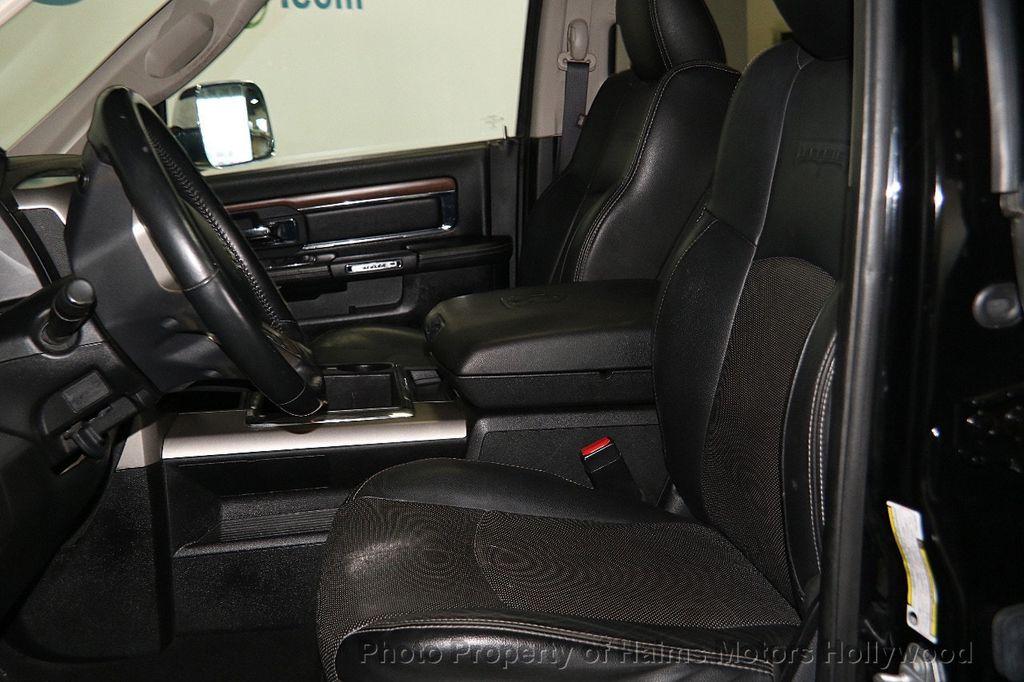 """2015 Ram 3500 4WD Crew Cab 149"""" Laramie - 17131698 - 18"""