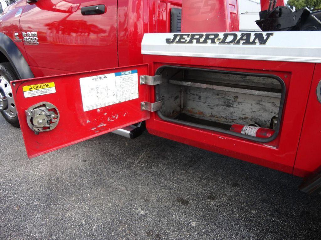 2015 Ram 4500 JERRDAN WRECKER TOW TRUCK. MPL-NG AUTO SELF LOADER - 18203218 - 17