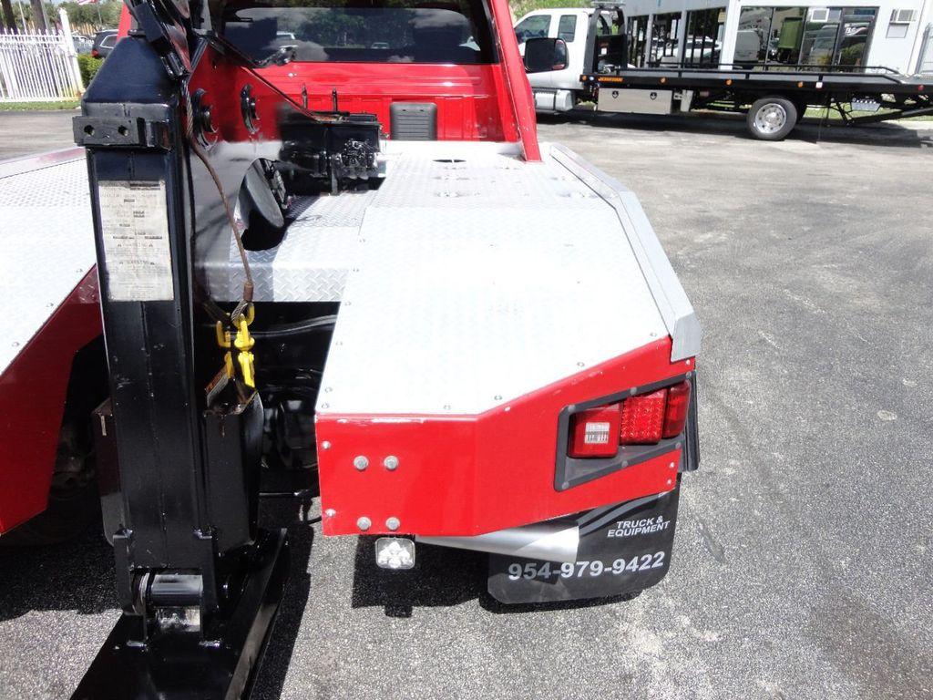 2015 Ram 4500 JERRDAN WRECKER TOW TRUCK. MPL-NG AUTO SELF LOADER - 18203218 - 19