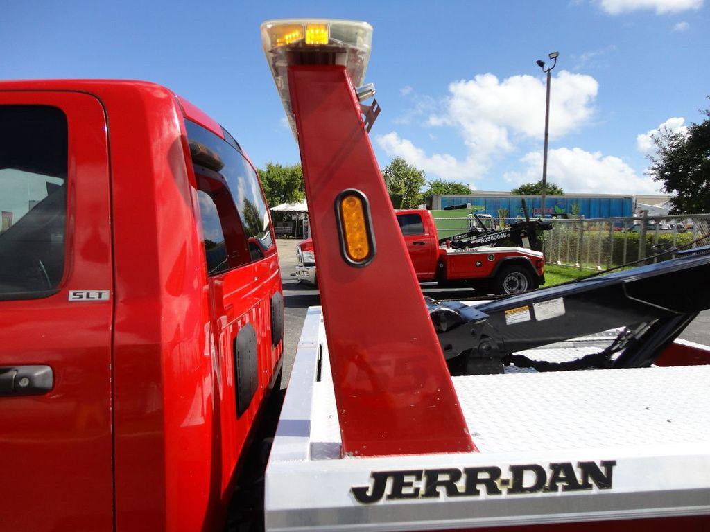2015 Ram 4500 JERRDAN WRECKER TOW TRUCK. MPL-NG AUTO SELF LOADER - 18203218 - 23